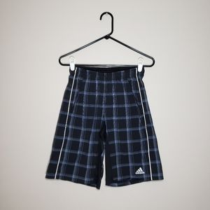 Men's Adidas Climacool Plaid Shorts || Size: Small